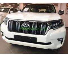toyota prado 2020 for sale good condition