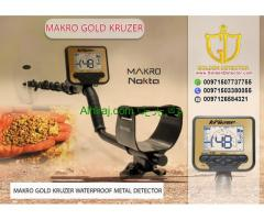 Makro Gold Kruzer metal detector new 2021